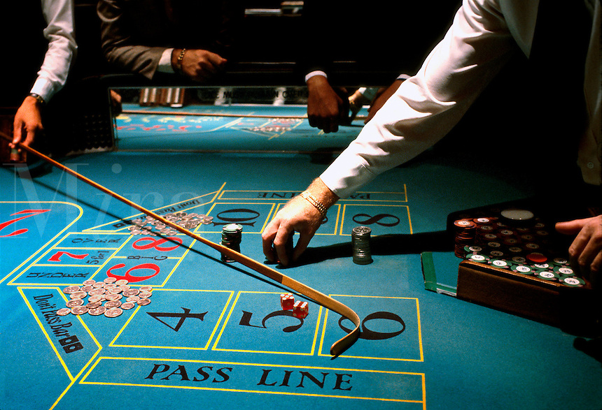 Casino gambling in the Bahamas. Freeport, Nassau, Bahamas.
