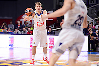 Real Madrid's Luka Doncic during Turkish Airlines Euroleague match between Real Madrid and CSKA Moscow at Wizink Center in Madrid, Spain. January 06, 2017. (ALTERPHOTOS/BorjaB.Hojas)