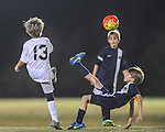 Germantown Legends Black vs. Soccer Ole at Mike Rose Soccer Complex in Memphis, Tenn. on Monday, October 19, 2015. The Germantown Legends Black won.