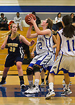 Notre Dame HS at Los Altos HS Holiday Classic Tournament, December 8, 2011..Meghan McDermott
