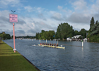 "Henley on Thames. United Kingdom.  Sign for the ""Redgrave Bar"" On Henley Reach,     Thursday,  30/06/2016,      2016 Henley Royal Regatta.   [Mandatory Credit Peter Spurrier/ Intersport Images]"