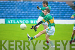 ..Action shots between Kilcummin against John Mitchels in the Under 16 County League Fianl at Austin Stack Park, Tralee on Wednesday. ....