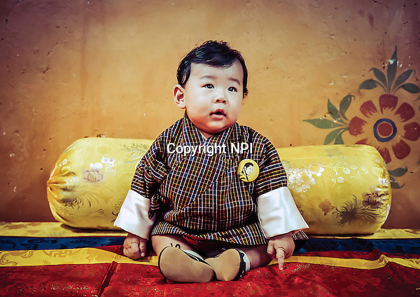 01.09.2016; Thimpu Bhutan: PRINCE JIGME OF BHUTAN<br /> Adorable images of His Royal Highness The Gyalsey, as photographed by His Majesty The King.<br /> Prince Jigme was born on 5th February 2016.<br /> Mandatory Credit Photo: &copy;King Jigme Khesar Namgyel Wangchuck/NEWSPIX INTERNATIONAL<br /> <br /> (Failure to credit will incur a surcharge of 100% of reproduction fees)<br /> IMMEDIATE CONFIRMATION OF USAGE REQUIRED:<br /> Newspix International, 31 Chinnery Hill, Bishop's Stortford, ENGLAND CM23 3PS<br /> Tel:+441279 324672  ; Fax: +441279656877<br /> Mobile:  07775681153<br /> e-mail: info@newspixinternational.co.uk<br /> Please refer to usage terms. All Fees Payable To Newspix International