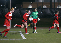 Washington Spirit vs. University of Maryland, April 3, 2012