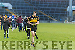 Michael Moloney Dr. Crokes players and supporters celebrate defeating Corofin in the Semi Final of the Senior Football Club Championship at the Gaelic Grounds, Limerick on Saturday.