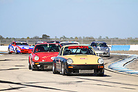 Orange Run Group T15, Including Early 911's