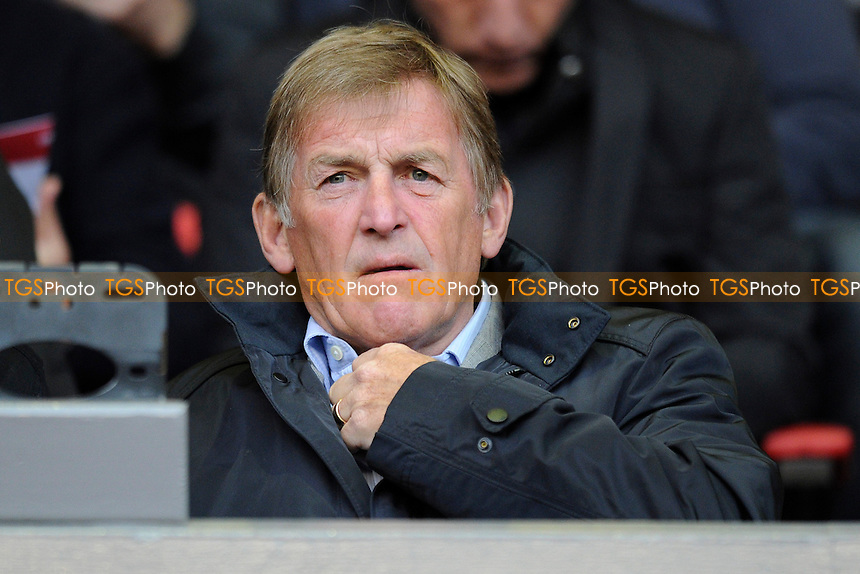 Former Liverpool manager Kenny Dalglish - Liverpool Under-21 vs Manchester United Under-21 - Barclays Under-21 Premier League Football at Anfield, Liverpool - 02/05/14 - MANDATORY CREDIT: Greig Bertram/TGSPHOTO - Self billing applies where appropriate - 0845 094 6026 - contact@tgsphoto.co.uk - NO UNPAID USE