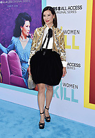 """BEVERLY HILLS, CA - AUGUST 07: Lucy Liu attends the LA Premiere of CBS All Access' """"Why Women Kill"""" at Wallis Annenberg Center for the Performing Arts on August 07, 2019 in Beverly Hills, California.<br /> CAP/ROT<br /> ©ROT/Capital Pictures"""