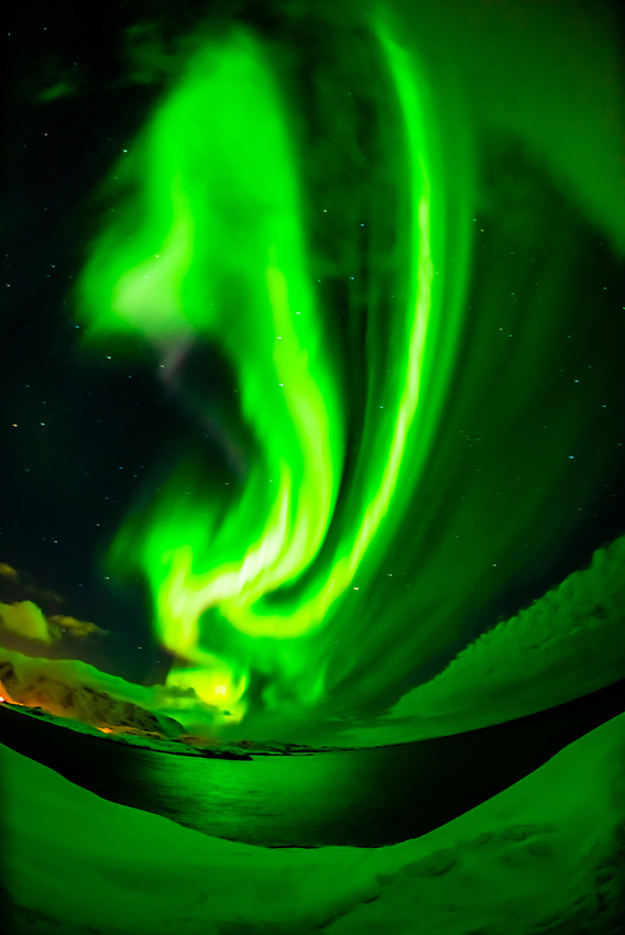 Norway-Northern Lights-Aurora Borealis
