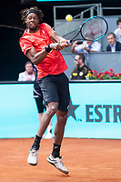 French Gael Monfils during Mutua Madrid Open 2018 at Caja Magica in Madrid, Spain. May 09, 2018. (ALTERPHOTOS/Borja B.Hojas) /NortePhoto NORTEPHOTOMEXICO