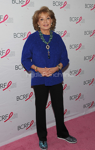 New York, NY- October 9: Barbara Walters attends the 2014 Breast Cancer Research Foundation awards luncheon honoring Barbara Walters  at the Waldorf-Astoria on October 9, 2014 in New York City. Credit: John Palmer/MediaPunch