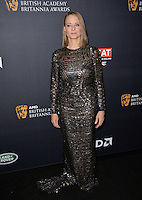 BEVERLY HILLS, CA. October 28, 2016: Jodie Foster at the 2016 AMD British Academy Britannia Awards at the Beverly Hilton Hotel.<br /> Picture: Paul Smith/Featureflash/SilverHub 0208 004 5359/ 07711 972644 Editors@silverhubmedia.com