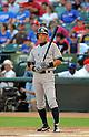 Ichiro Suzuki (Yankees),<br /> JULY 22, 2013 - MLB :<br /> Ichiro Suzuki of the New York Yankees at bat during the Major League Baseball game against the Texas Rangers at Rangers Ballpark in Arlington in Arlington, Texas, United States. (Photo by AFLO)