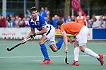 UTRECHT - Sander de Wijn (Kampong)  tijdens de hockey hoofdklasse competitiewedstrijd heren:  Kampong-Bloemendaal (3-3).    COPYRIGHT KOEN SUYK