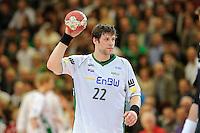 Momir Rnic (FAG) am Ball, wirft