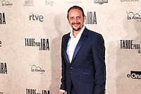 "Luis Callejo during the premiere of the film ""Tarde para la Ira"" in Madrid. September 08, 2016. (ALTERPHOTOS/Rodrigo Jimenez) /NORTEPHOTO.COM"