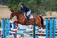 CLASS 2: Welcome Horse 1.15m. 2020 NZL-Fieldline Horse Floats Brookby Showjumping Summer GP Show. Papatoetoe Pony Club. Auckland. Saturday 8 February. Copyright Photo: Libby Law Photography