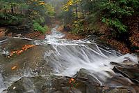 Bridal Veil Falls <br /> Bedford Reservation,  Metroparks <br /> Cuyahoga Valley National Park <br /> Cuyahoga County,  Ohio