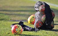 2016/02/11 Udinese, allenamento
