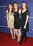 "Lea Thompson & daughters at The 18th Annual"" A Night at Sardi's"" Fundraiser & Awards Dinner held at The Beverly Hilton Hotel in The Beverly Hills, California on March 18,2010                                                                   Copyright 2010  DVS / RockinExposures"