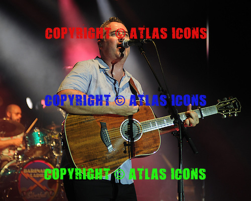 BOCA RATON, FL - JULY 10: Ed Robertson of Barenaked Ladies performs at the Sunset Cove Ampitheatre on July 10, 2015 in Boca Raton, Florida.  Photo by Larry Marano © 2015