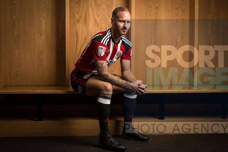 Matt Done of Sheffield Utd