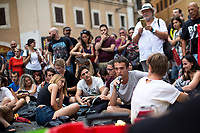 Studenti Medi (School and University Students).<br />