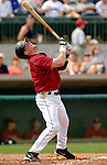 10 March 2006: Craig Biggio, infielder for the Houston Astros, at bat during a Spring Training game against the Washington Nationals. The Astros defeated the Nationals 8-6 at Osceola County Stadium, in Kissimmee, Florida...Mandatory Photo Credit: Ed Wolfstein..