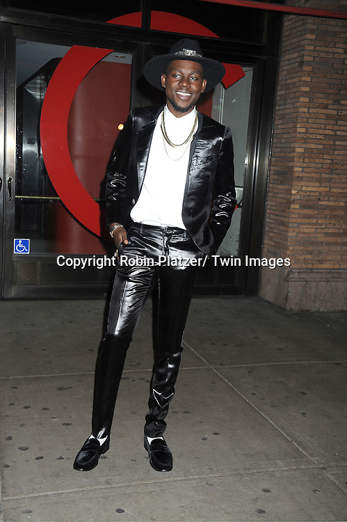 Theophilus London attends  the 21st Annual Glamour Magazine Women of the Year Awards on November 7, 2011 at Carnegie Hall in New York City.