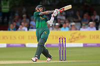 Alex Hales hits four runs for Notts during Essex Eagles vs Notts Outlaws, Royal London One-Day Cup Semi-Final Cricket at The Cloudfm County Ground on 16th June 2017