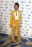Adrienne Warren at the Music Industry Trusts Awards at  Grosvenor House, Park Lane, London, England, UK on Monday ?5th November 2018  <br /> CAP/ROS<br /> &copy;ROS/Capital Pictures