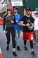 NEW YORK, NY - SEPTEMBER 8: Sophie Turner and Joe Jonas seen on September 8, 2017 in New York City. <br /> CAP/MPI/DC<br /> &copy;DC/MPI/Capital Pictures