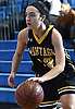 Caitlin Albanese #12 of Wantagh looks to get to the hoop during a non-league girls basketball game against West Babylon at Robert Moses Middle School in North Babylon on Saturday, Dec. 22, 2018. She tallied 11 points, four assists and four rebounds in Wantagh's 49-30 win.