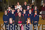 Children from Blennerville National School, who were confirmed on Friday by Bishop Bill Murphy, in St John's church Tralee. ..   Copyright Kerry's Eye 2008