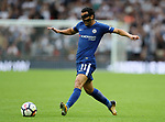 Chelsea's Pedro in action during the premier league match at the Wembley Stadium, London. Picture date 20th August 2017. Picture credit should read: David Klein/Sportimage