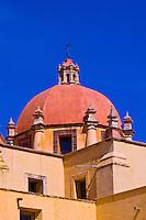 Parish Church of Our Lady of Dolores, Plaza Principal, Dolores Hidalgo, Guanajuato State, Mexico