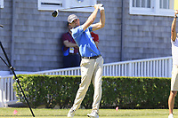 Brendan Steele (USA) tees off the 14th tee during Thursday's Round 1 of the 118th U.S. Open Championship 2018, held at Shinnecock Hills Club, Southampton, New Jersey, USA. 14th June 2018.<br /> Picture: Eoin Clarke | Golffile<br /> <br /> <br /> All photos usage must carry mandatory copyright credit (&copy; Golffile | Eoin Clarke)