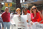 Pat Sellers supports Bring Back Our Girls - 500 Days on August 27, 2015 - New York City, New York (Photo by Sue Coflin/Max Photos)