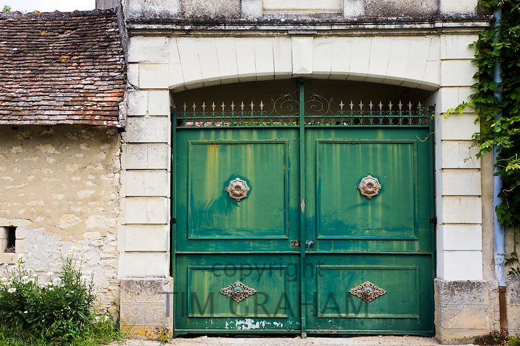 Traditional period property in the Loire Valley, France