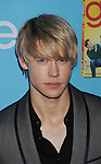 "HOLLYWOOD, CA. - September 07: Chord Overstreet attends the ""Glee"" Season 2 Premiere Screening And DVD Release Party at Paramount Studios on September 7, 2010 in Hollywood, California."