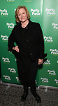 Eve Plumb attends the Opening Night of 'Party Face' on January 22, 2018 at Robert 2 Restaurant in New York City.
