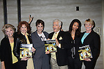 Days of Our Lives Celebration 45 years - in photos - Susan Seaforth Hayes, Suzanne Rogers, Louise Sorel, Bill Hayes, Renee Jones & Judi Evans at Romantic Times Booklovers Annual Convention 2011 - The Book Industry Event of the Year - April 9, 2011 at the Westin Bonaventure, Los Angeles, California for readers, authors, booksellers, publishers, editors, agents and tomorrow's novelists - the aspiring writers. (Photo by Sue Coflin/Max Photos)