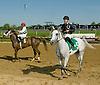 Sanddpiper winning The Delaware Park Season Opener Stakes at Delaware Park on 5/19/12