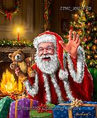 Marcello, CHRISTMAS SANTA, SNOWMAN, WEIHNACHTSMÄNNER, SCHNEEMÄNNER, PAPÁ NOEL, MUÑECOS DE NIEVE, paintings+++++,ITMCXM2179B,#x#