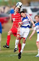 PHOENIX, AZ--US Soccer Development Academy, Reach 11 Sports Complex, Phoenix, AZ. FRIDAY, DECEMBER 5, 2009. PHOTO BY DON FERIA