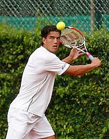 15-8-07, Amsterdam, Tennis, Nationale Tennis Kampioenschappen 2007, Jesse Huta Galung