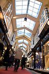 The Burlington Arcade in London, UK