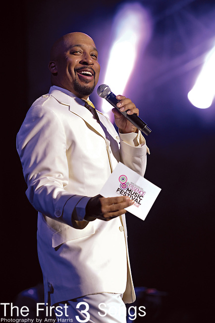 Nephew Tommy (Thomas Miles) hosts the 2011 Essence Music Festival on July 1, 2011 in New Orleans, Louisiana at the Louisiana Superdome.