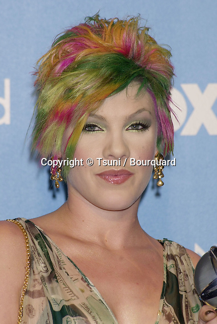 Dec 05, 2000; Los Angeles, CA, USA; <br /> The MGM Grand in Las Vegas was hosting the Billboard Music Awards<br /> <br /> Pink.02C.JPG