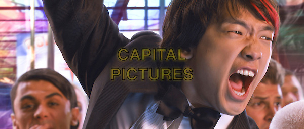 RAIN (JUNG JI HOON - JI HUN - JUNG JI - JEONG JI-HOON).in Speed Racer.*Filmstill - Editorial Use Only*.CAP/FB.Supplied by Capital Pictures.